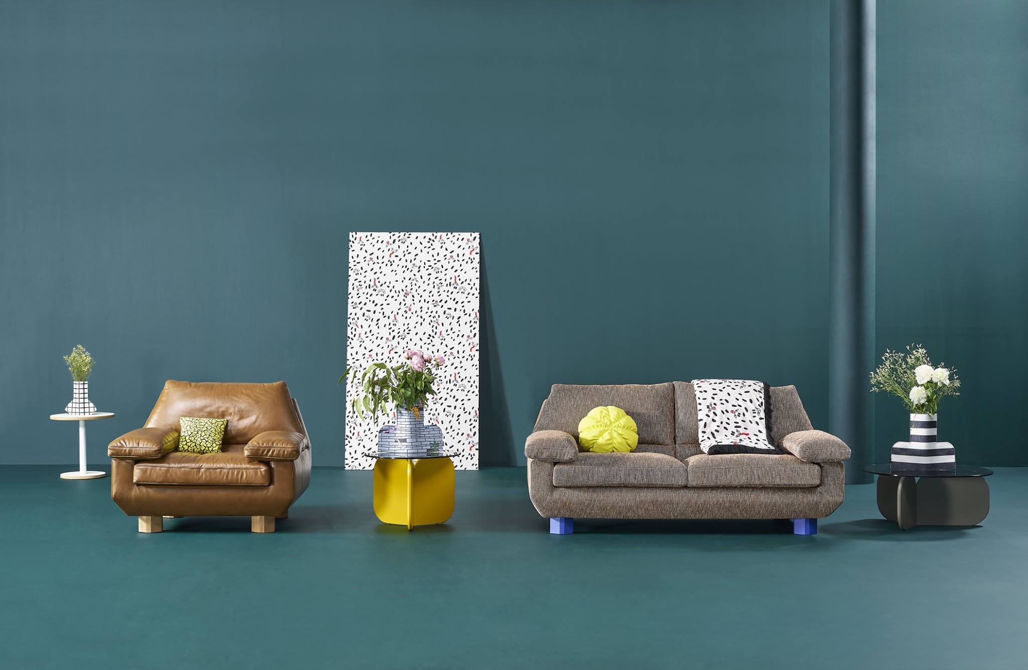 Sancal, DB sofa and seat